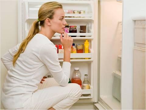 Mẹo giảm cân nhanh chóng và an toàn nhờ tủ lạnh