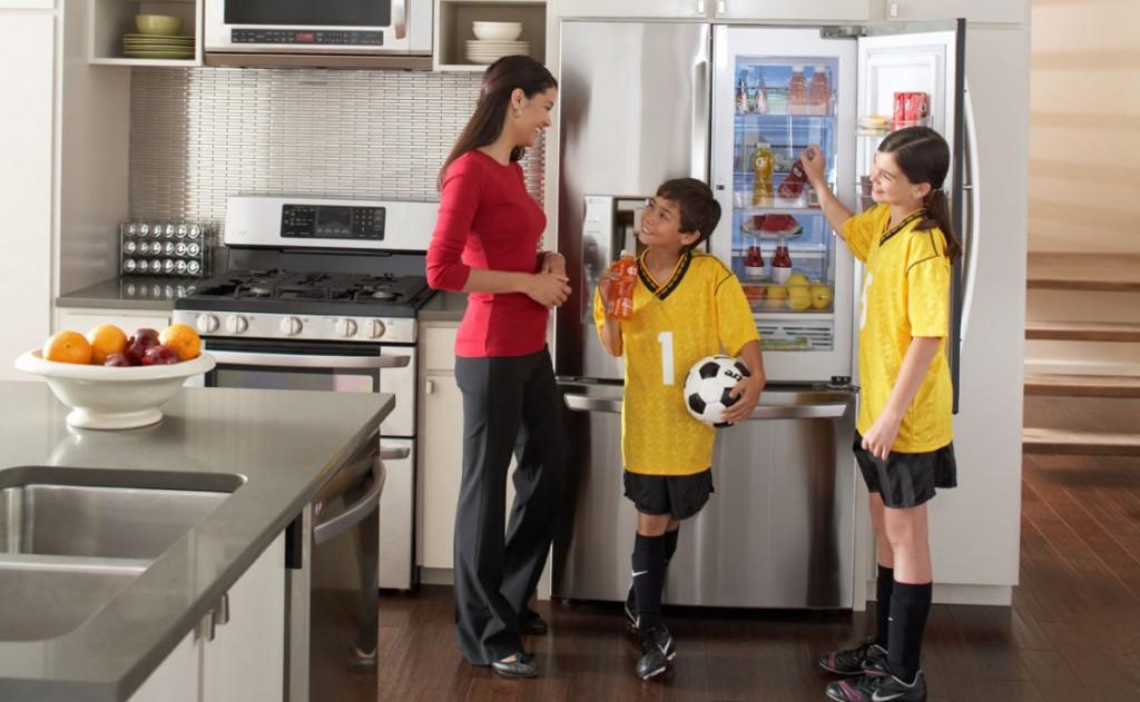 Cách khắc phục các hỏng hóc thường gặp ở tủ lạnh